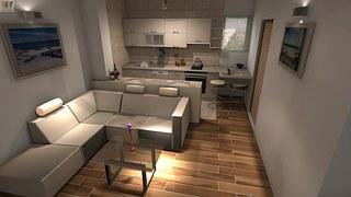 Właściwe projektowanie mieszkalnych wnętrz